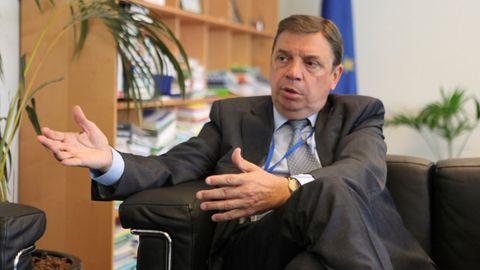 Ministerio de Agricultura, Pesca y Alimentación: Luis Planas