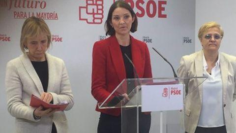 Ministra de Industria, Comercio y Turismo: Reyes Maroto