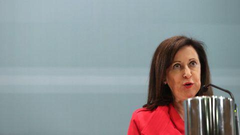 Margarita Robles será ministra de Defensa