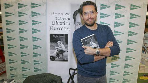 Ministro de Cultura y Deporte: Maxim Huerta
