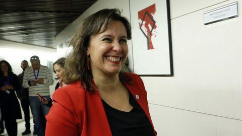 Ana Miranda, del BNG