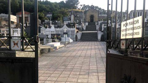 El cementerio de Pola de Siero