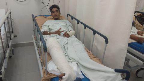 Herido en un tiroteo en Cancún