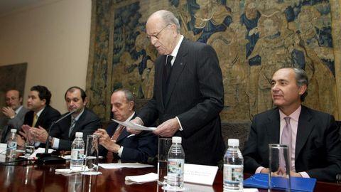 Inauguración del Congreso sobre Valle Inclan en el Museo de Pontevedra