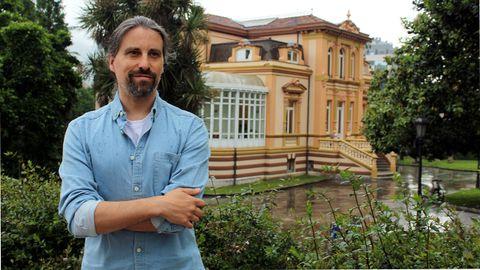 Daniel Latorre, secretario general de Podemos