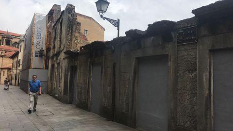 Calle Santa Ana de Oviedo
