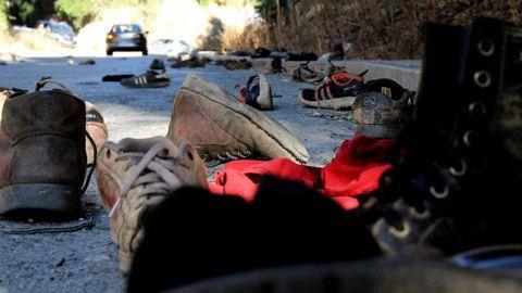 Las autoridades han señalado la «violencia inusitada sin precedentes» con la que han actuado los subsaharianos