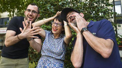 Los Vázquez TV: «Somos una familia de personas sordas, unida y llena de alegría»