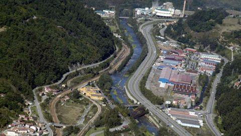 Polígono Industrial Fábrica de Mieres