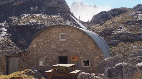 Refugio Jou de los Cabrones