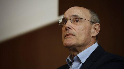 Rafael Bengoa, ex consejero de sanidad del País Vasco y ex alto cargo de la OMS