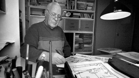 Jean Laplace, en una imagen de archivo
