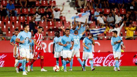 Girona-Celta (J4)