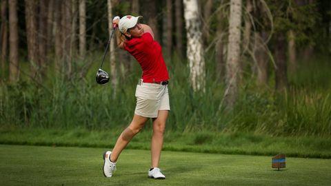 Consternación por la muerte de la golfista Celia Barquín