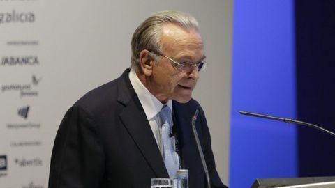 El expresidente de CaixaBank, Isidre Fainé, en una imagen de archivo