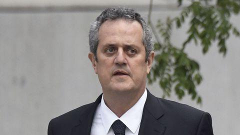 Joaquim Forn. Exconsejero de Interior. Rebelión y malversación. En prisión