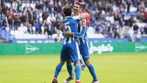 Las fotos del Deportivo - Reus