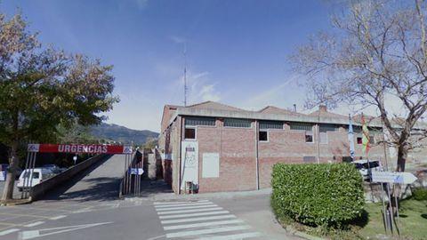 Imagen de la entrada de Urgencias del Hospital del Oriente