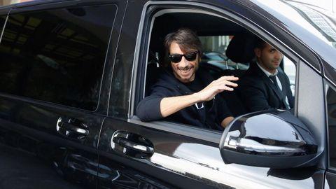 Pier Paolo Piccioli, director creativo de Valentino