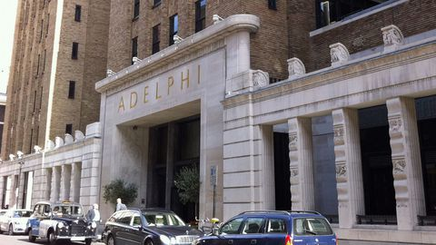 Edificio Adelphi, Londres, (Reino Unido). 617 milones. Hasta la de Seattle había sido su mayor operación inmobiliaria.
