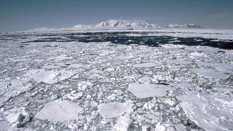 El deshielo lanzará ingentes cantidades de agua dulce al océano