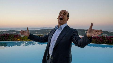 El filme de Sorrentino, protagonizado por el actor Toni Servillo, podrá verse en Santiago este sábado y el lunes