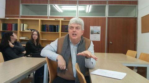 El historiador gallego Núñez Seixas