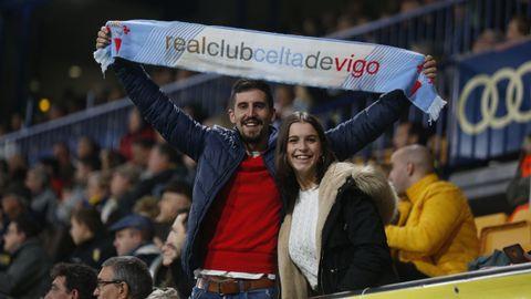 Villarreal-Celta (J15)