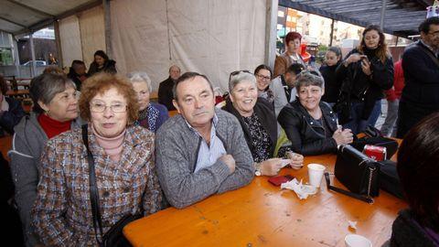 Fiestas de  Santa Baia en Boiro 2018