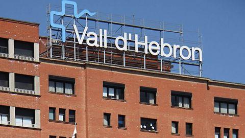 El bebé de dos meses se encuentra ingresado en el hospital Vall d'Hebron de Barcelona