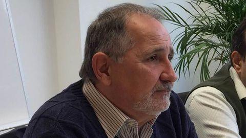 José Luis González es el portavoz de Vox para la provincia de Ourense