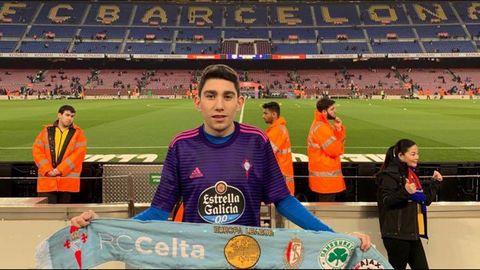 Barcelona-Celta (J17)
