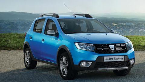 Un «low cost» a un paso del podio. El Sandero de Dacia, del grupo Renault suma 31.130 vehículos vendidos y se queda como cuarto modelo más comercializado