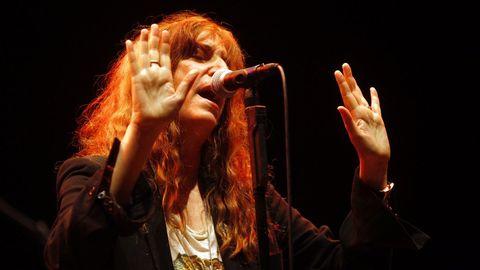 Patti Smith actuará en la playa de Riazor el 9 de agosto, seguida de Nathy Peluso