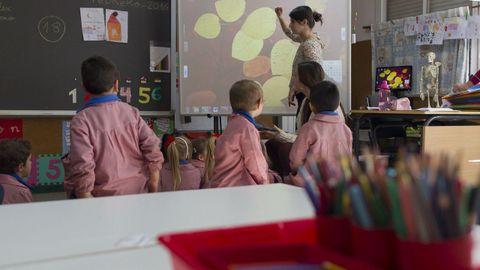 A técnica da aula a dous, nas súas distintas variables (un profesor e un observador, por exemplo), proporciona un interesante reforzo para a autoavaliación do mestre