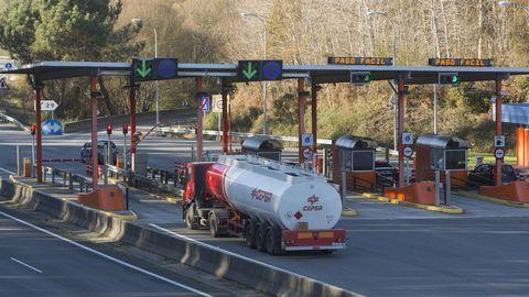 Las dos autopistas de titularidad autonómica tienen fijada la eliminación de los peajes para el 2045, tras 50 años de concesión.