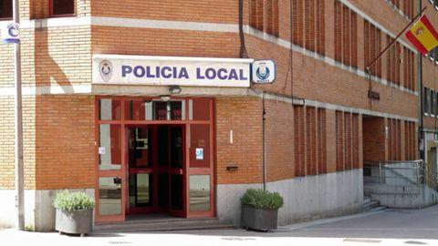 Policía Local de Mieres