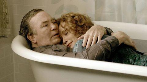 En «Big Fish», un filme de Tim Burton