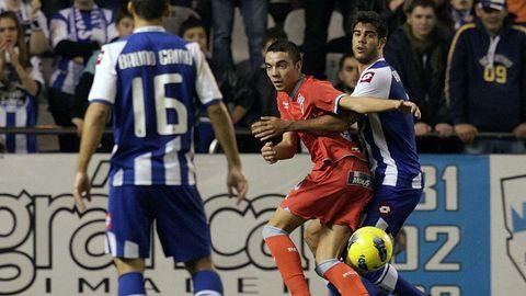 90 - Deportivo-Celta (2-1) de Segunda el 13 de noviembre del 2011