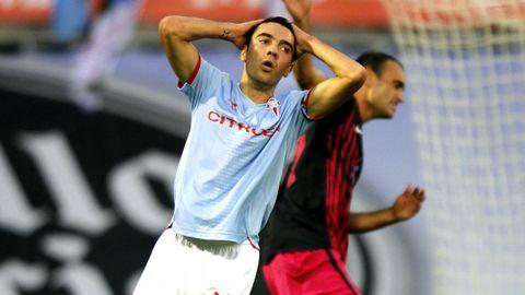 91 - Celta-Hércules (0-1) de Segunda el 19 de noviembre del 2011