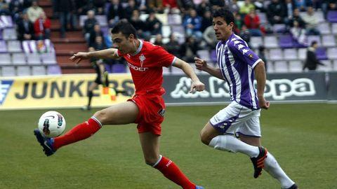 101 - Valladolid-Celta (1-2) el 3 de marzo del 2012