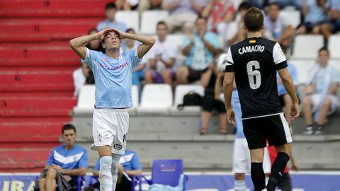 117 - Celta-Málaga (0-1) de Primera el 18 de agosto del 2012
