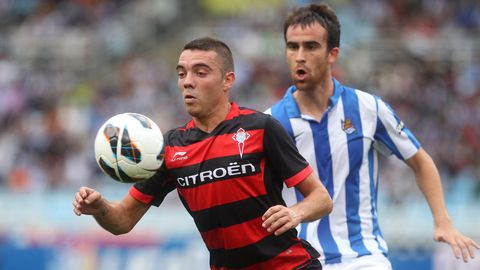 118 - Real Sociedad-Celta (2-1) el 25 de agosto del 2012