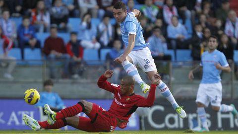 128 - Celta-Mallorca (1-1) el 18 de noviembre del 2012