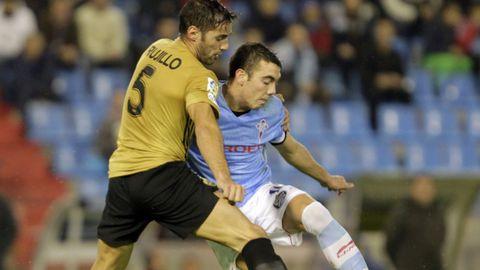 130 - Celta-Almería (3-0) el 29 de noviembre del 2012
