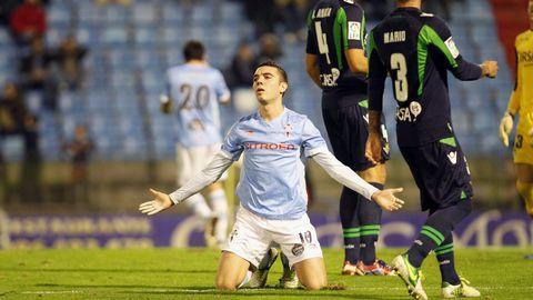 134 - Celta-Betis (0-1) el 17 de diciembre del 2012