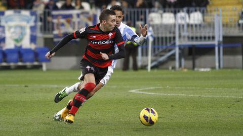 139 - Málaga-Celta (1-1) el 19 de enero del 2013