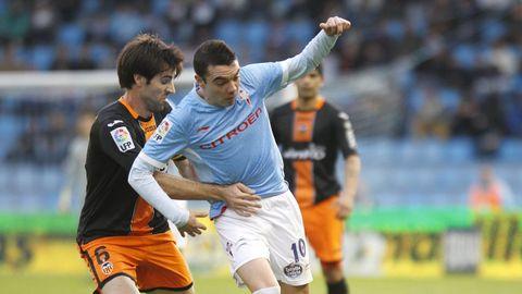 142 - Celta-Valencia (0-1) el 9 de febrero del 2013