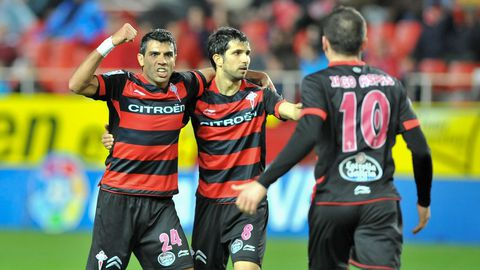 145 - Sevilla-Celta (4-1) el 4 de marzo del 2013