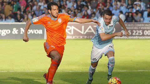 164 - Celta-Valencia (1-5) el 7 de noviembre del 2015